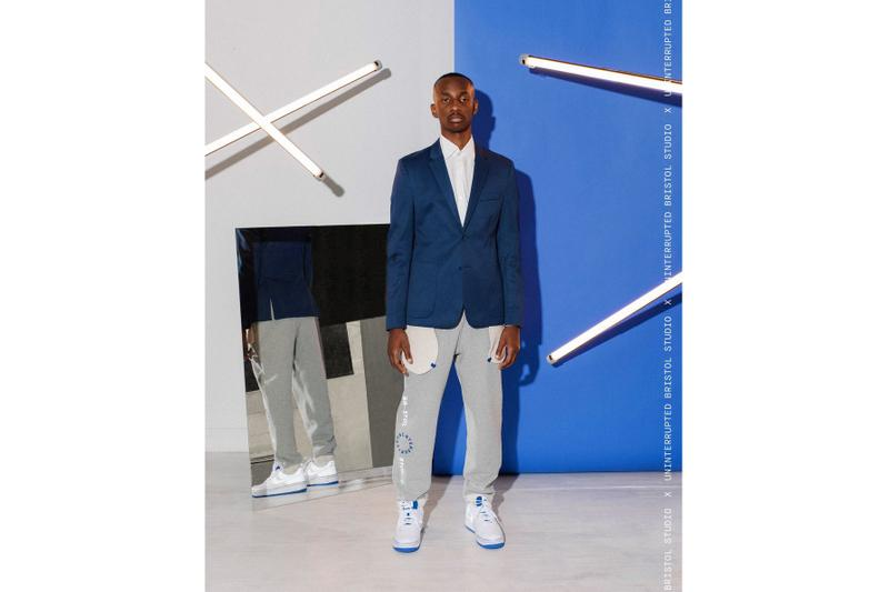 UNINTERRUPTED x Bristol Studio Sweatsuit Collaborations lebron james Maverick Carter