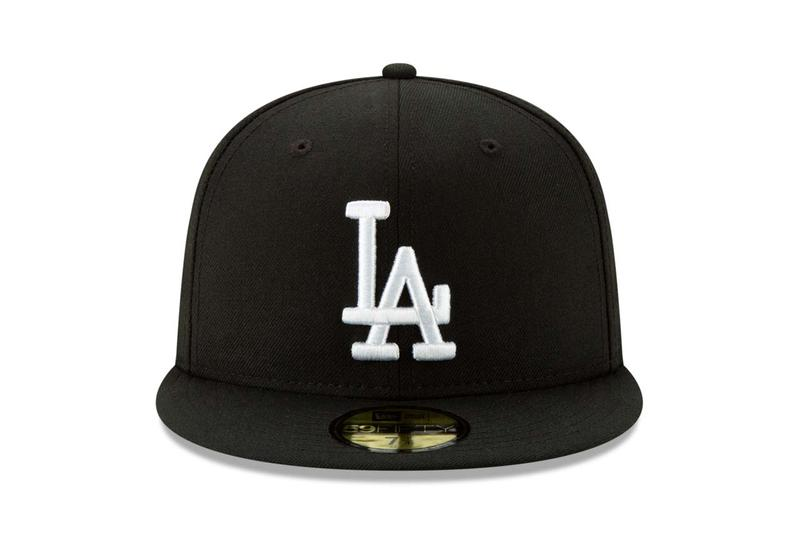 union new era los angeles dodgers capsule collection release hats apparel