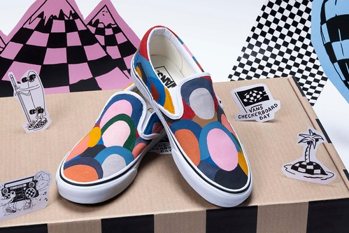Vans Hosts eBay Charity Auction for Annual Checkerboard Day