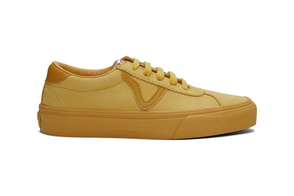 Vans Vault Drops Fully Tonal Epoch Sport LX Sneakers