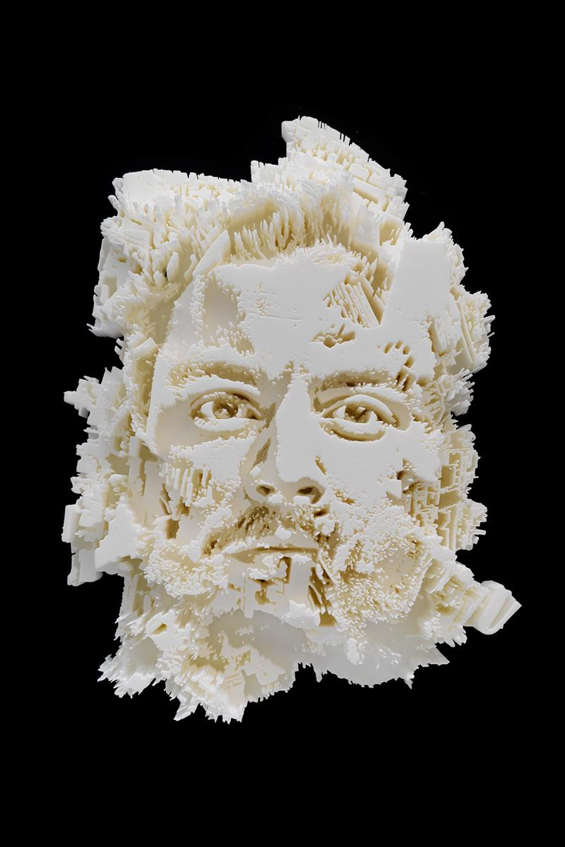 vhils avant arte vista series editions sculptures artworks release info