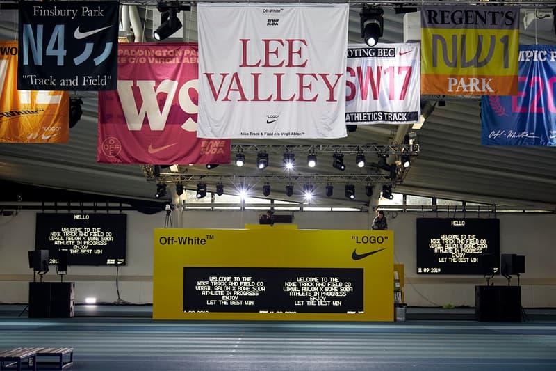 virgil abloh bone soda nike lee valley sports centre recap athlete in progress release information vapor street buy cop purchase launch event