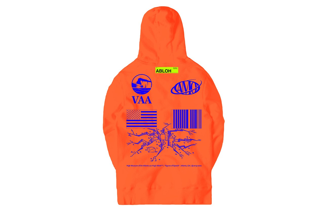 Virgil Abloh Canary Yellow Archive Sale Black Friday collection personal november 29 2019