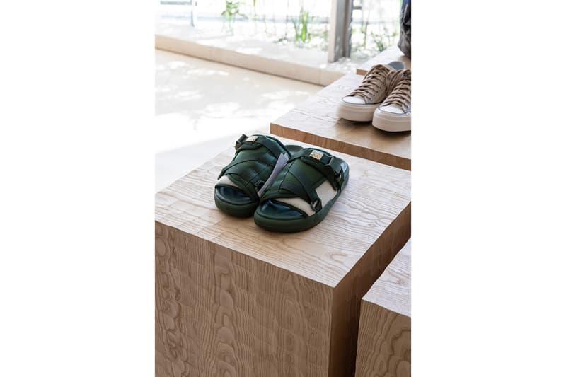 visvim Open Doors PEERLESS Store hiroki nakamura visvimwmv menswear japanese folk shibuya parco mall retailer retail Udagawacho floor three americana native vintage wooden