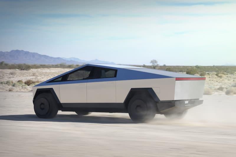 Tesla Cybertruck Versus Ford F-150 Tug-of-War battle