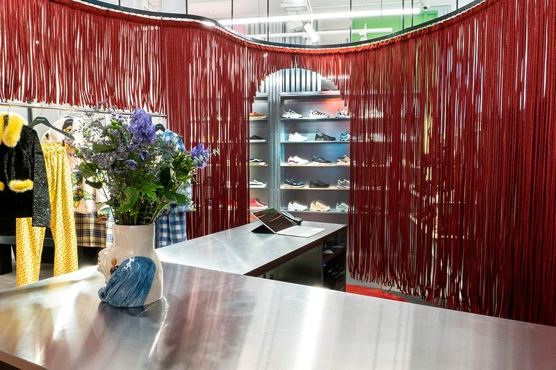Wood wood london store look inside address brand list collections buy cop purchase soho brewer street visit opening times best shops in central menswear womenswear