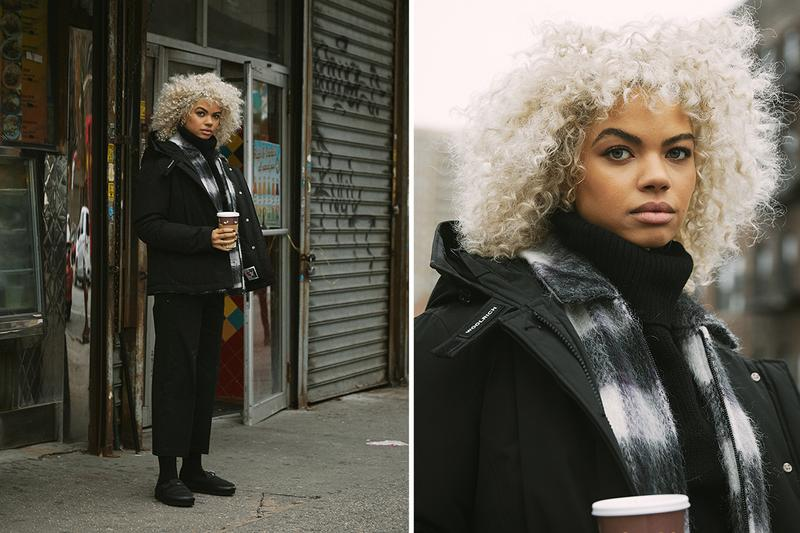 Woolrich Fall/Winter 2019 Parkas Lookbook outerwear jackets aime leon dore n.hoolywood stussy andrea cane best jackets for winter cold weather new york city