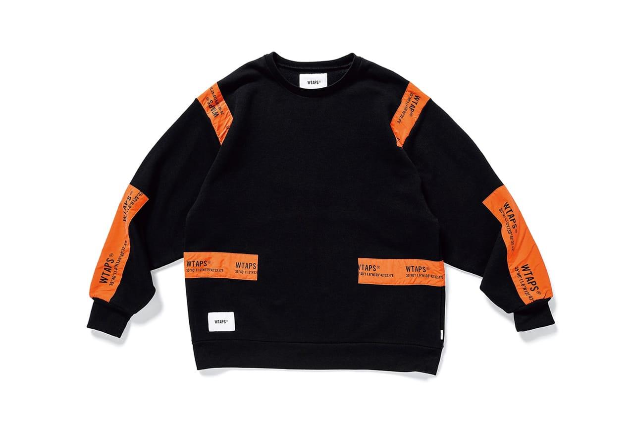 WTAPS Banner Sweatshirts