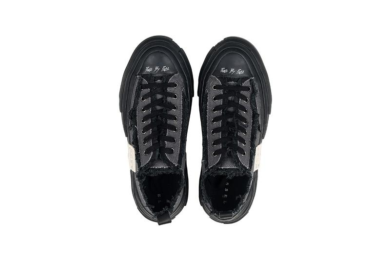 xVESSEL x UNITED ARROWS & SONS GOP Low sneakers footwear kicks