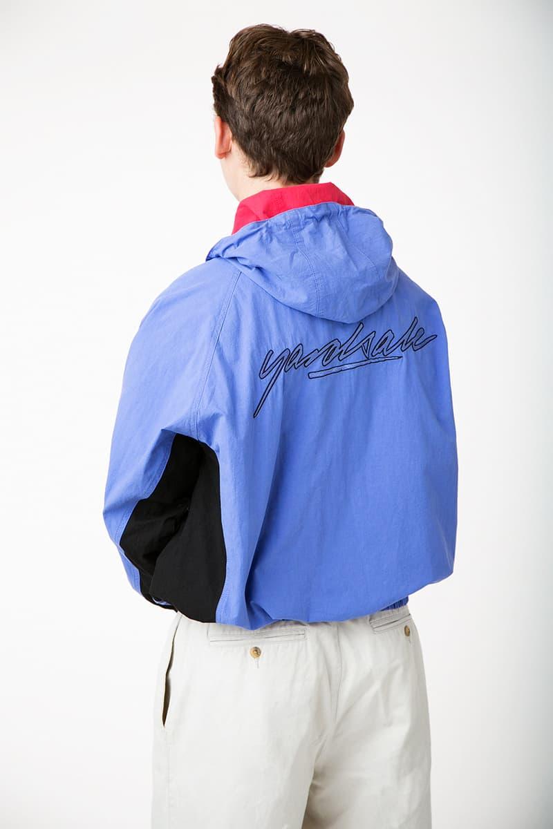 Yardsale Winter 2019 Capsule Collection Drop Part 1 Tartan Trousers Taiwan Pop-Up Flannel Corduroy Windbreakers Denim