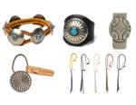 Yuketen Drops Vintage Americana FW19 Jewelry