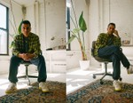 Interviews with Angelo Baque for 'HYPEBEAST Magazine: The Kinship Issue'