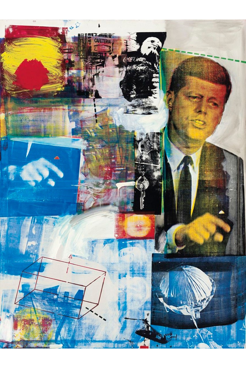 10 Most Expensive Artworks Sold Auction 2019 christie's sotheby's claude monet jeff koons pablo picasso francis bacon Robert Rauschenberg Paul Cezanne Ed Ruscha andy warhol Mark Rothko David Hockney