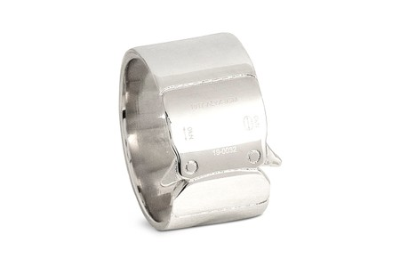 1017 ALYX 9SM Introduces Its Rollercoaster Buckle Ring