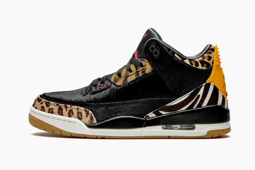 "Air Jordan 3 ""Animal Pack"""