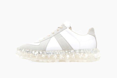 "Maison Margiela Replica Super Bounce Sneakers ""Grey"""