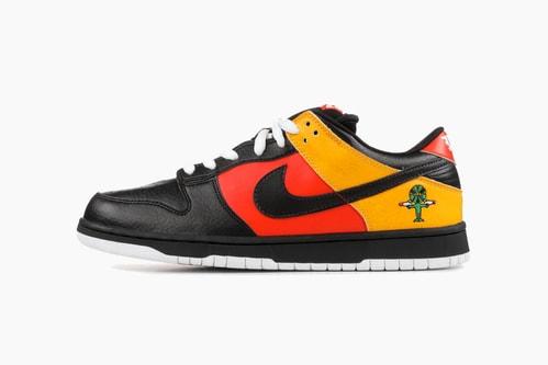 "Nike SB Dunk Low ""Raygun Tie-Dye"""