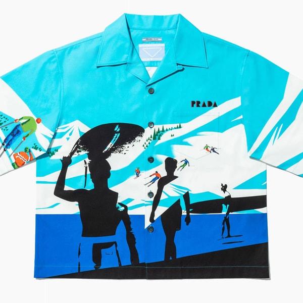 Prada Time Capsule January 2020 Shirt