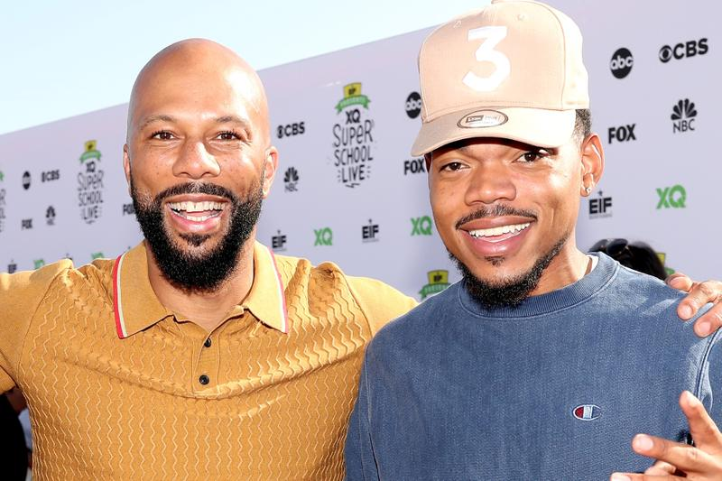 2020 NBA All-Star Game Headliners: Common, Chance The Rapper performers Taylor Bennett basketball nba all star weekend