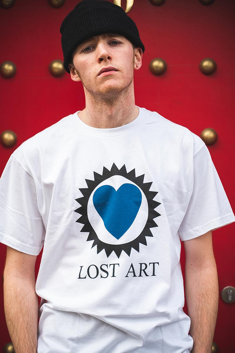 Lost Art Winter 2019 Collection Lookbook Release Information Liverpool United Kingdom Skateboarding Brand Geoff Rowley Blind Skateboards Southern French City Nimes United Colours banner Rob Mathieson Charlie Birch Matlock Bennett-Jones Vaughan Jones Arthur Derrien Dave Mackey
