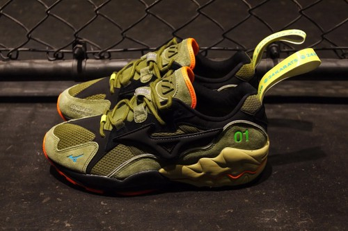 24Karats and Mita Team up With Mizuno for New Wave Rider 1