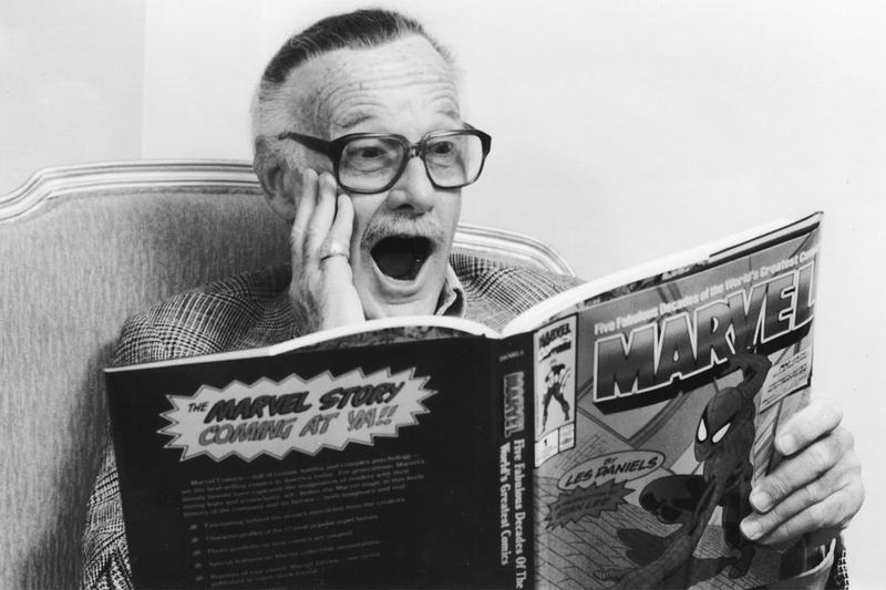 ABC marvel stan lee comic book writer primetime special documentary cinematic universe