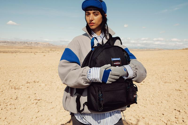 ader error eastpak release information padded pak'r crossbody sling buy cop purchase end clothing korea luggage bags buy cop purchase