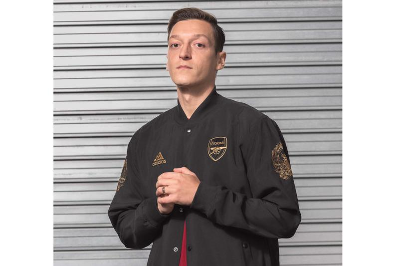 adidas Arsenal Chinese New Year Kits 2019 2020 year of the rat Phoenix soccer football mesult ozil red black gunners