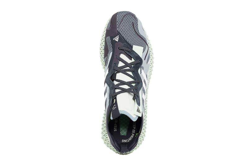 adidas consortium runner v2 4d futurecraft EG6510 college navy white grey bold orange release date info photos price