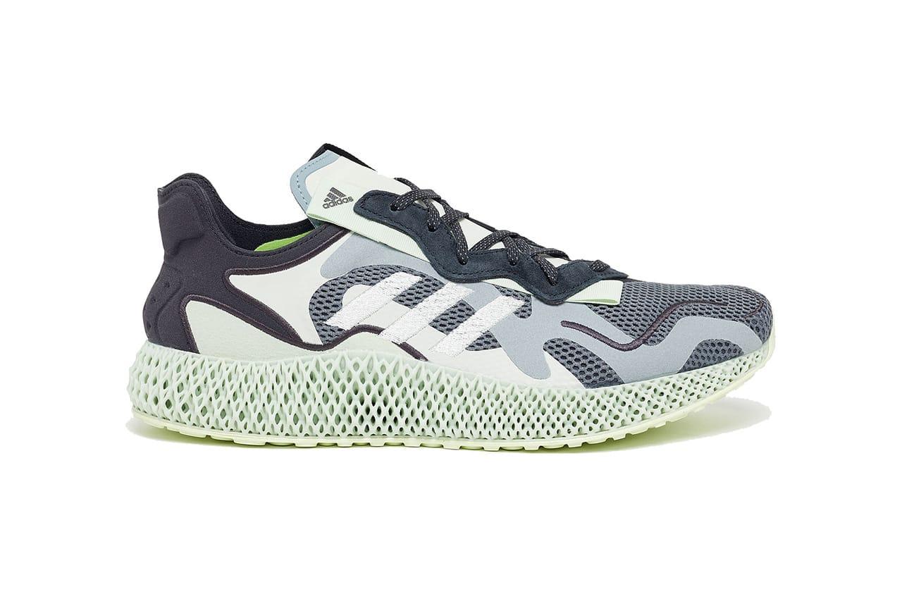 adidas Consortium Runner V2 4D Release