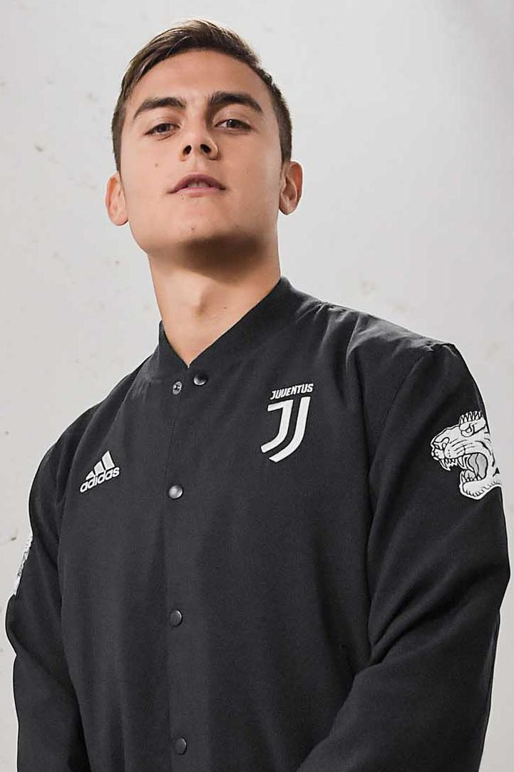 adidas' Juventus Chinese New Year Football Kits soccer football 2019 20 crewneck Serie A ronaldo
