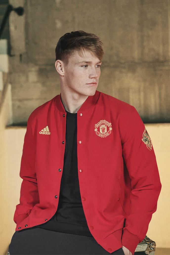 Manchester United Chinese New Year Kit 2019/20 football soccer adidas dragons cny the red devils