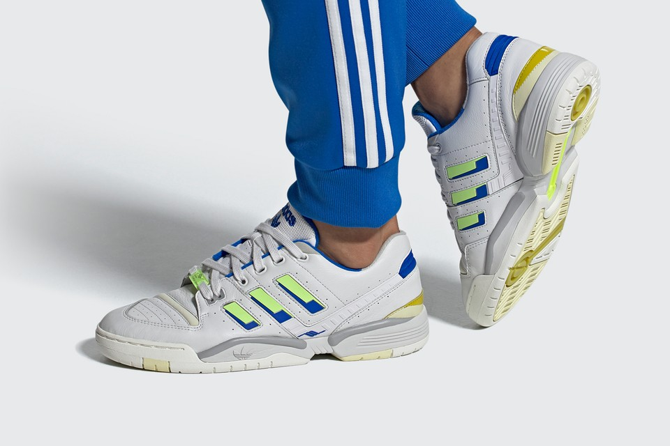 adidas Originals Unveils Two New Torsion Comps With '90s Coloring