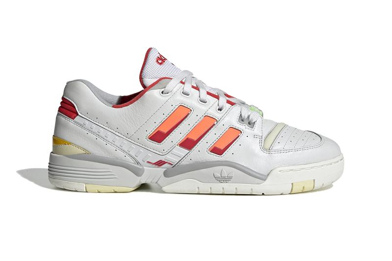 adidas Originals Torsion Comp CRYSTAL WHITE SIGNAL CORAL Green GLORY RED Blue EF5973 EF5972