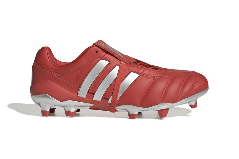 adidas Soccer football Predator Mania BOOST & Firm Ground Cleats Football First Look Sole Unit Full Length Energy Returning Retro Design Footwear Sneaker Release Information Sports US Stretchweb Continental Controlframe Rubber