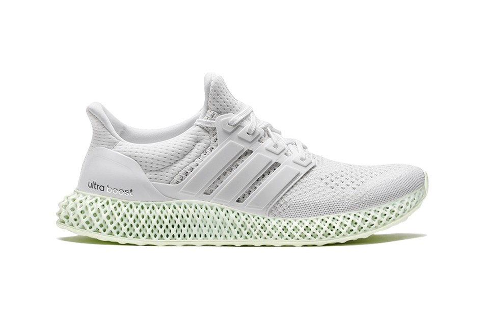 adidas Adds Its 4D-Printed Midsole to the Ultra BOOST
