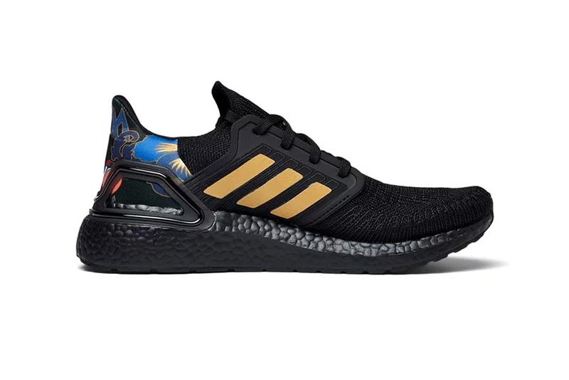adidas UltraBOOST 20 Chinese New Year Release kicks footwear sneakers shoes hypebeast lunar new near Year of the rat