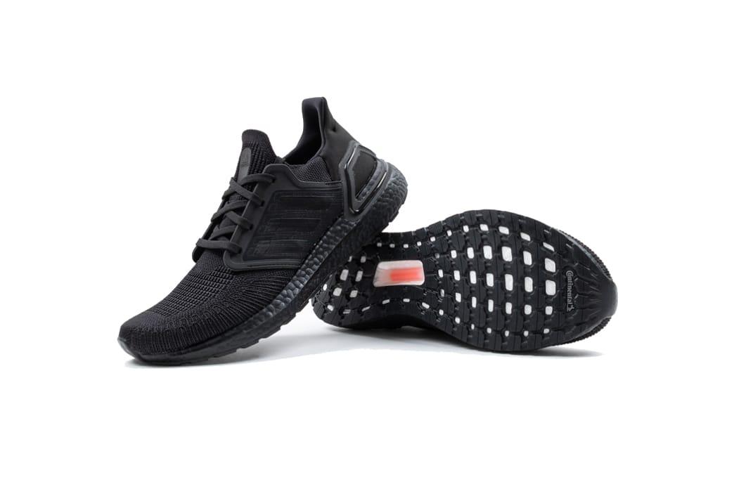 adidas ultra boost triple black price
