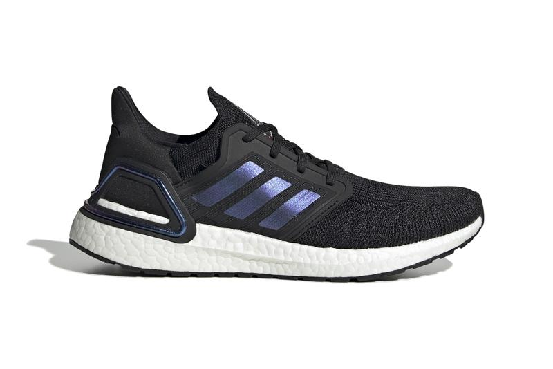 adidas ultra boost 20 ultraboost og EG0692 core black blue violet metallic cloud white release date info photos price iss international space station