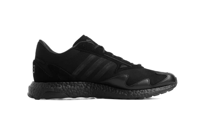 adidas y 3 Rhisu run boost footwear white black fu9180 fu8505 fu8504 release date info photos price