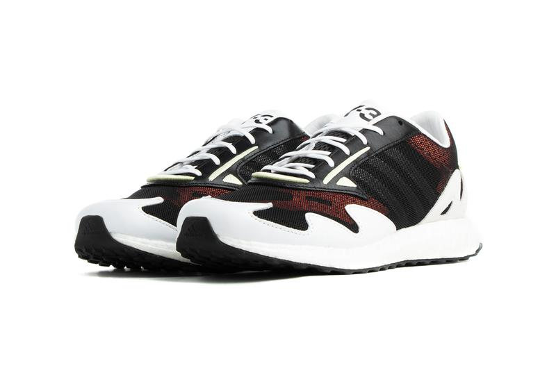adidas y 3 Rhisu run boost footwear white black fu9180 fu8505 fu8504 release date info photos price