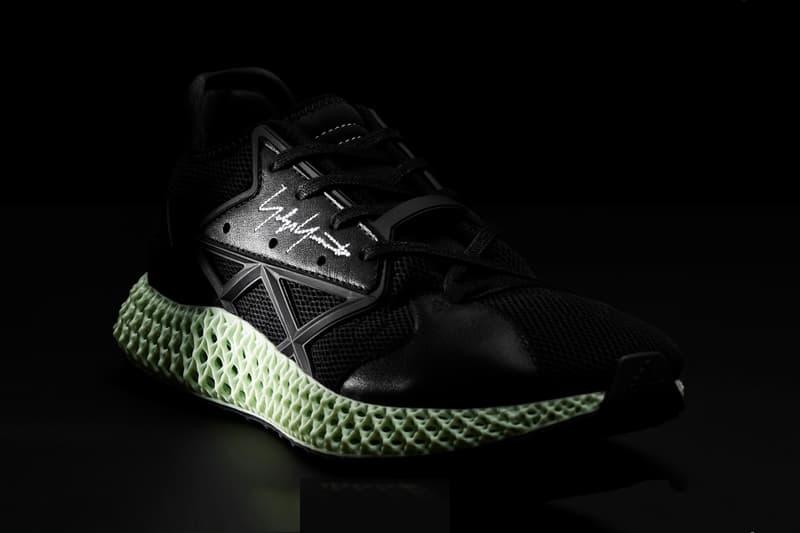 adidas y3 y 3 runner 4d fall winter fw19 ef2620 futurecraft yohji yamamoto release date info photos price colorway sneaker