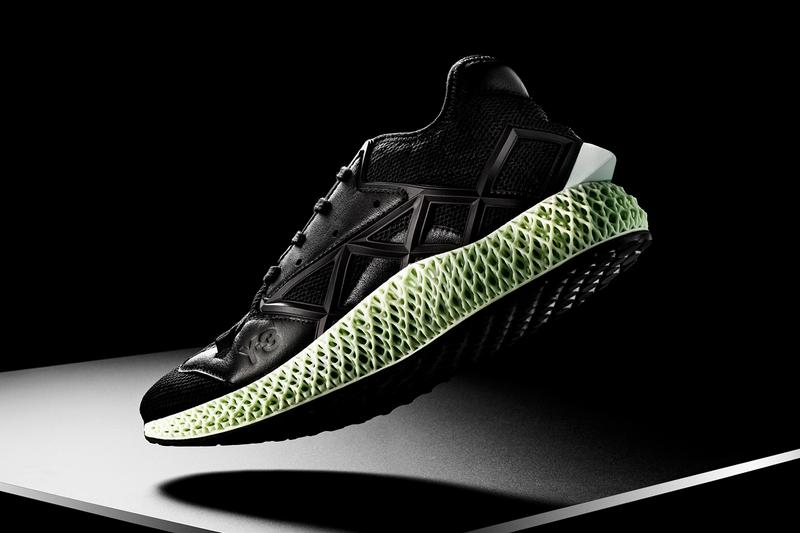 adidas y3 y 3 runner 4d fall winter fw19 ef2620 futurecraft yohji yamamoto release date info photos price colorway sneaker