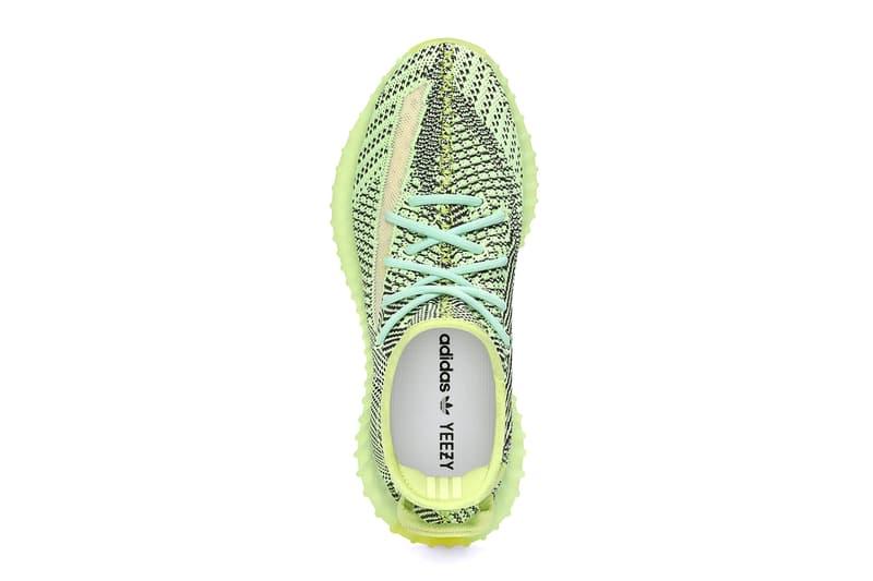 adidas YEEZY BOOST 350 V2 Yeezreel Official Look Release Date info Buy Neon Kanye West