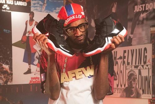 "Air Jordan 11 ""Bred"" Meets 'Night Rider' In Afew's New 'Best Kept Secret' Short"