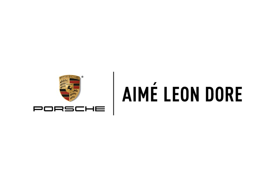 Image result for porsche and aime leon dore