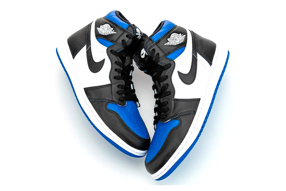 "Take a First Look at the Air Jordan 1 High OG ""Game Royal"""