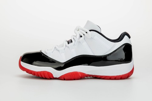 """First Look at the Air Jordan 11 Low """"White Bred"""""""