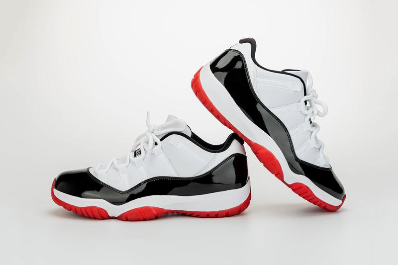 air jordan 11 low white bred concord release date info photos price av2187 160