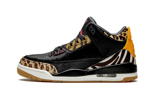 "Jordan Brand Gets Wild With Air Jordan 3 SP ""Animal Instinct"""